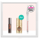 Benefit: 3 Deluxe Samples with Purchase
