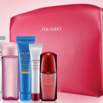 Shiseido: 5 Piece Gift with Purchase