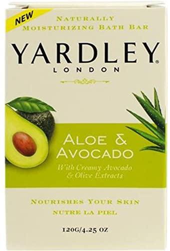 Amazon: Yardley London Aloe & Avocado Naturally Moisturizing Bath