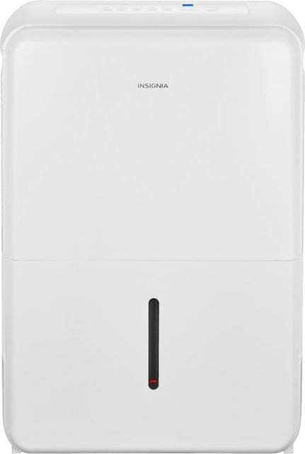 Best Buy: Insignia 50-Pint Dehumidifier for 0.