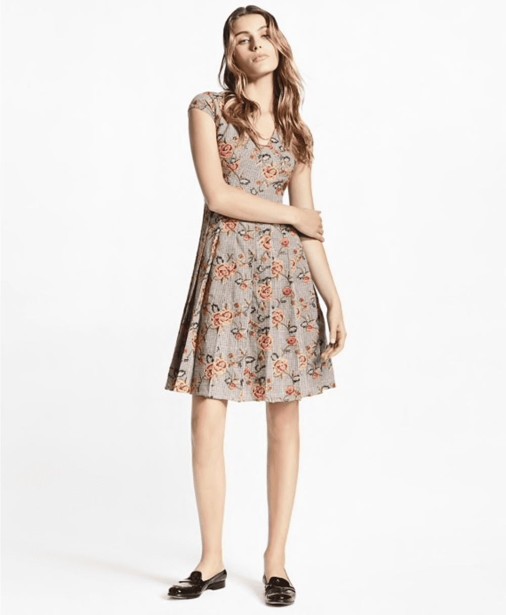 Brooks Brothers: Up to 50% off women's clearance + extra 30% -40%