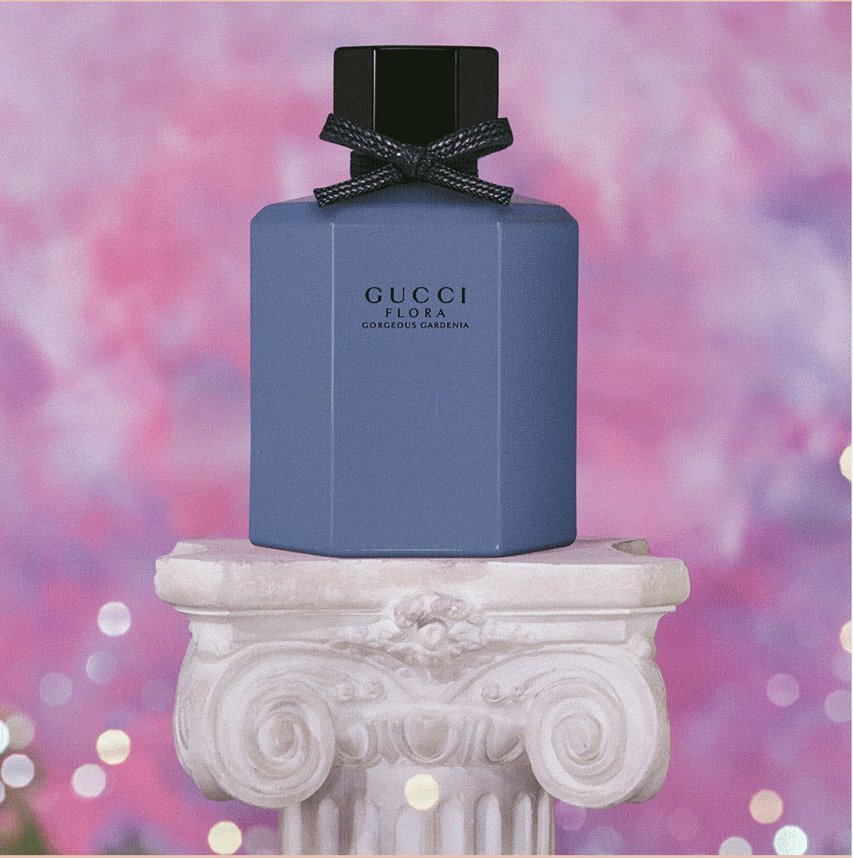 Gucci: Discover the Limited-Edition Gucci Flora Gorgeous Gardenia