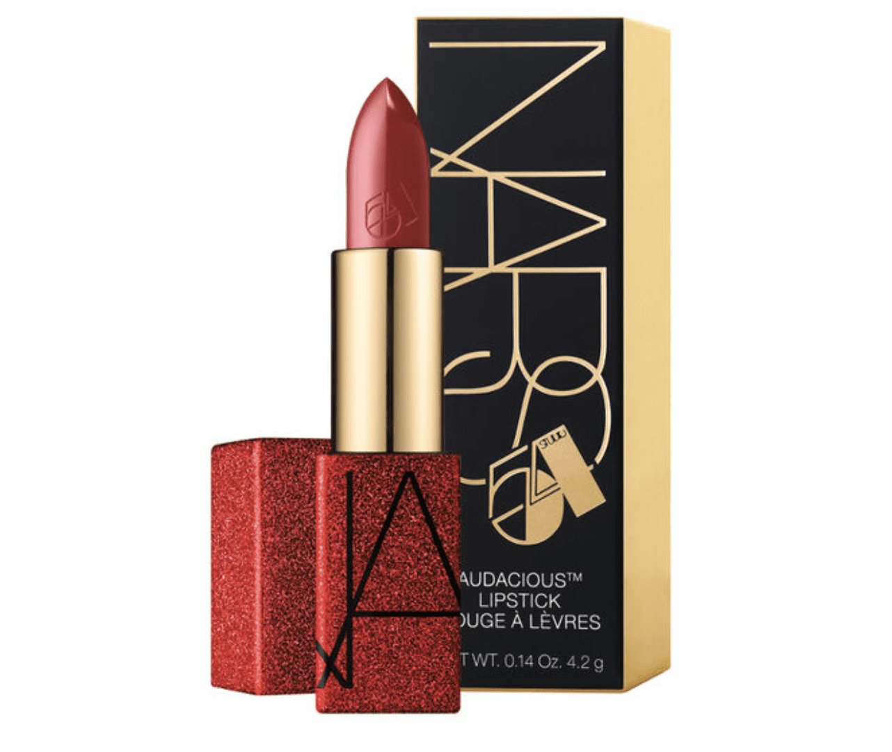 NARS: 25% off Studio 54 cosmetics products + Free gift with  p