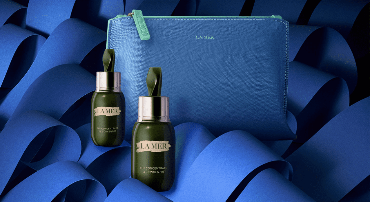 La Mer: The Concentrate Duet set (50 ml + 15 ml) for 0