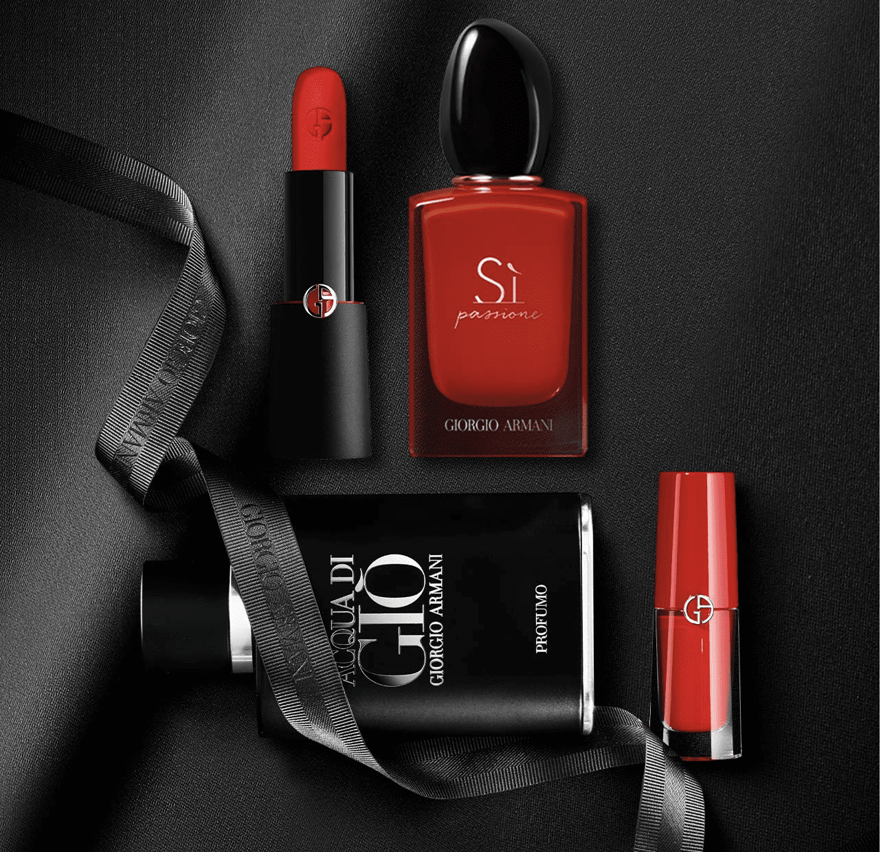 Armani Beauty: 20% off sitewide!