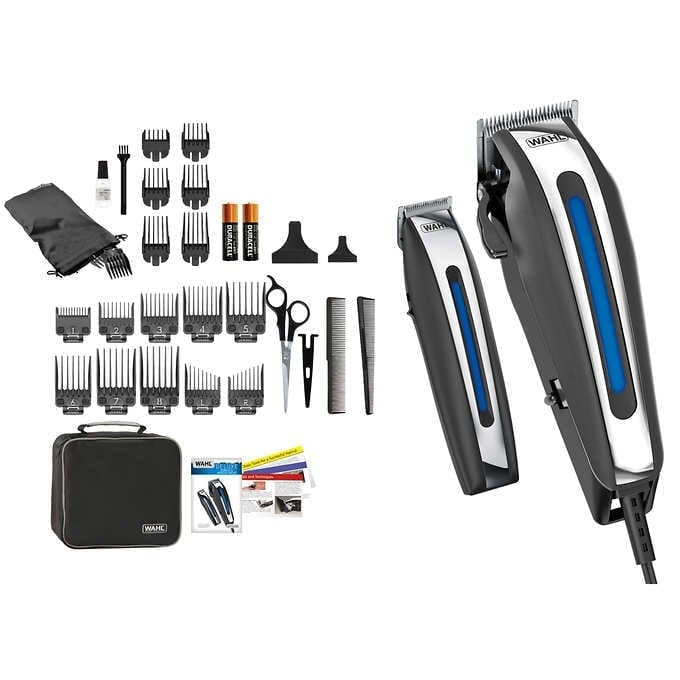 Costco: Wahl Deluxe Haircut Kit with trimmer and storage case for