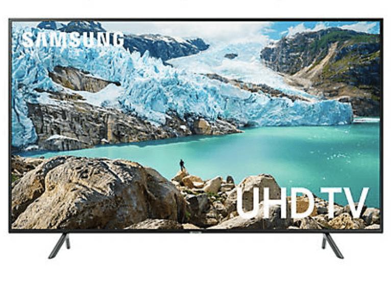 BJ's: Samsung 65″ UHD Smart TV for 9.98.