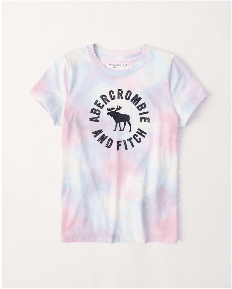 Abercrombie Kids: Up to 40% off + 20% off entire purchase