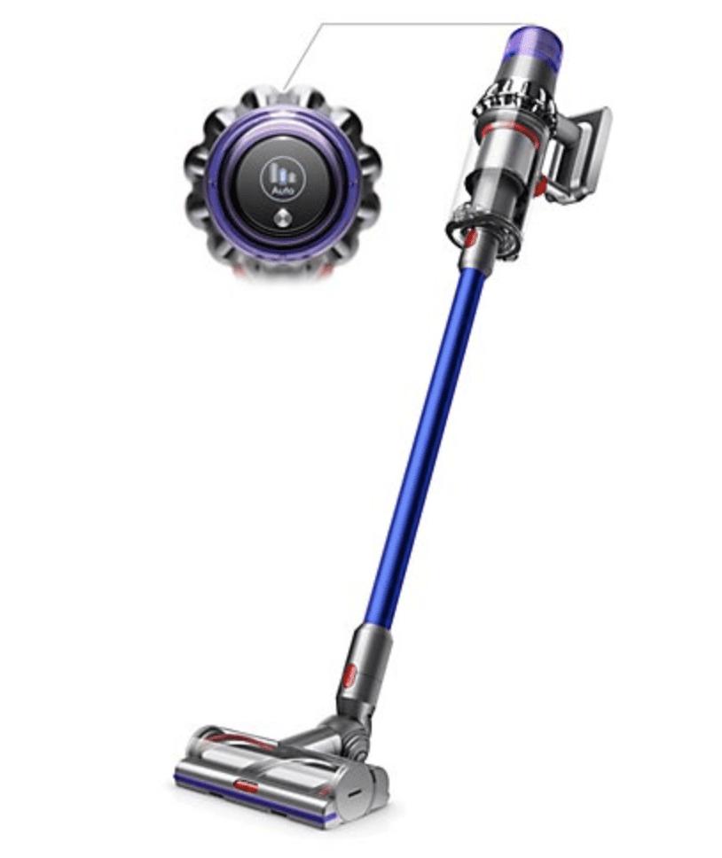 QVC: Dyson V11 Torque Drive Cordless Vacuum for 9.99