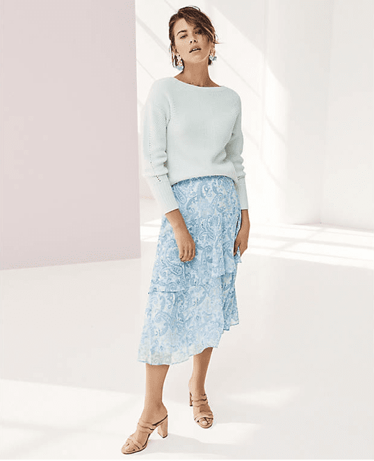 Ann Taylor: Extra 70% off sale styles.