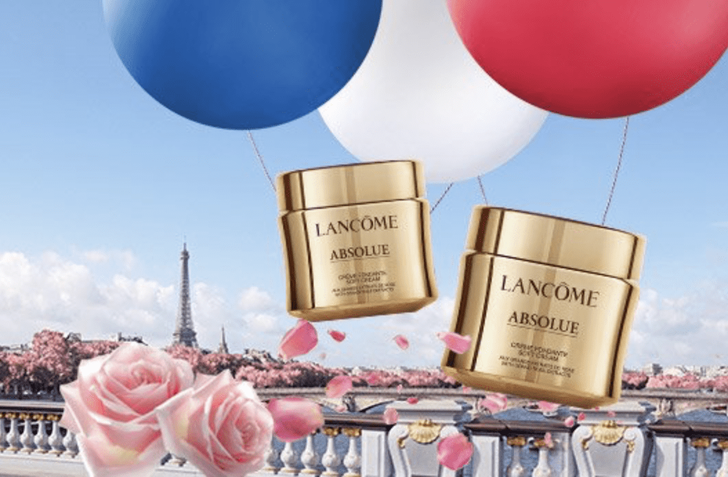 Lancôme: July 4th special deal!