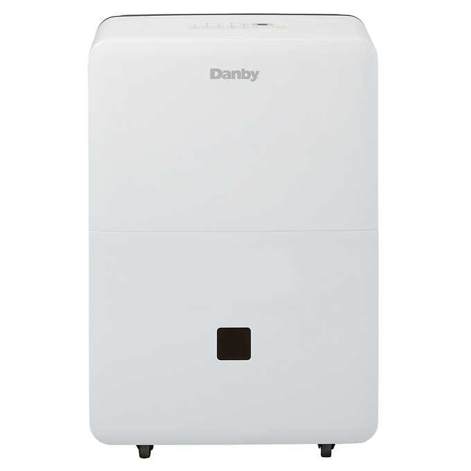 Costco: Danby 50 Pint Dehumidifier with Pump for 9.99