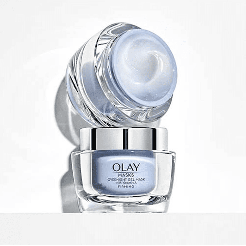 Olay Overnight Gel Mask for .12