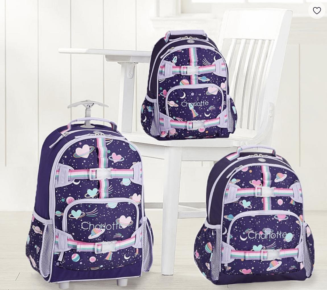 Pottery Barn Kids/Teen: Backpack on sale!