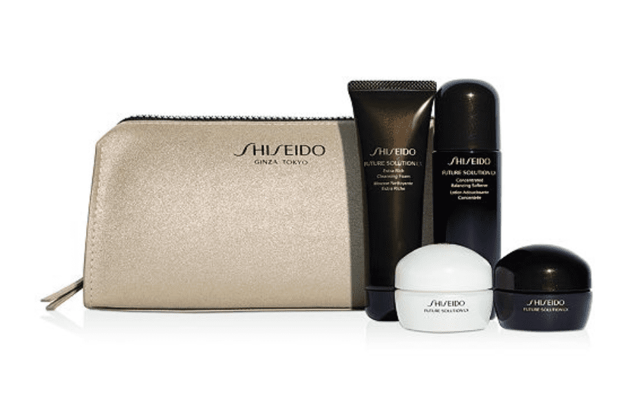 Macy's: Shiseido Future Solution LX Travel Set for