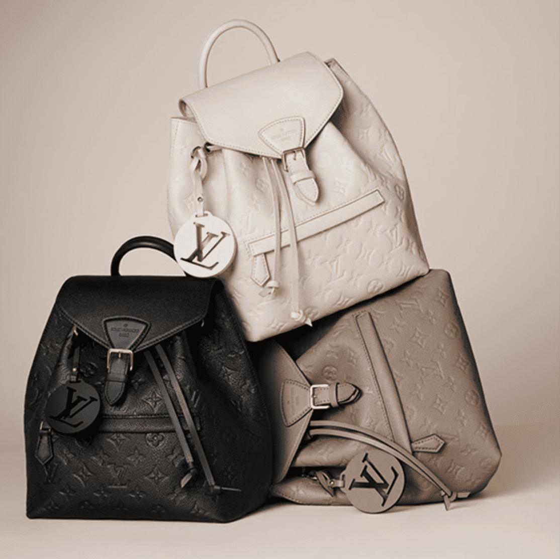 Louis Vuitton: Montsouris Backpack Digital Pre-Launch