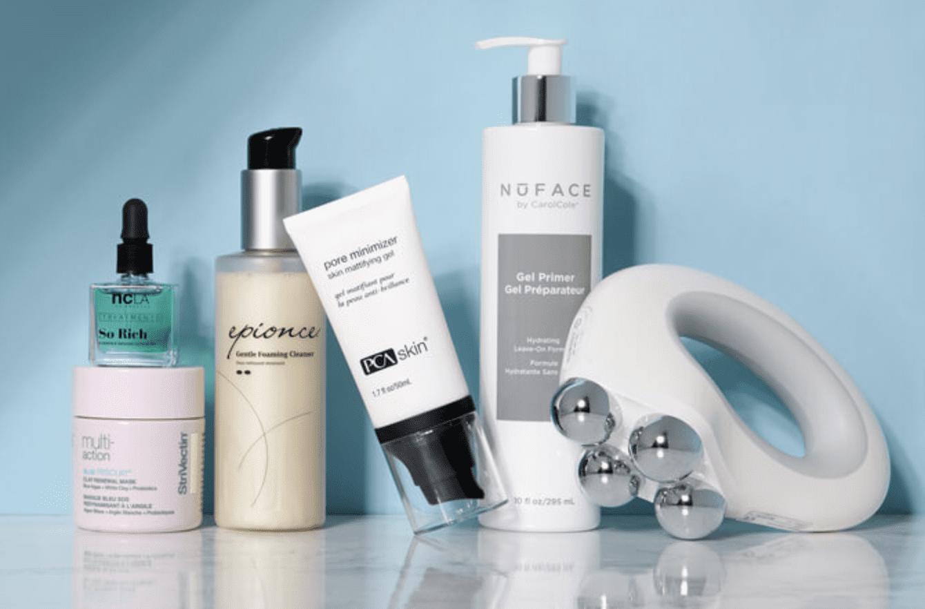 SkinCareRx: 30% off + 10% off favorites items