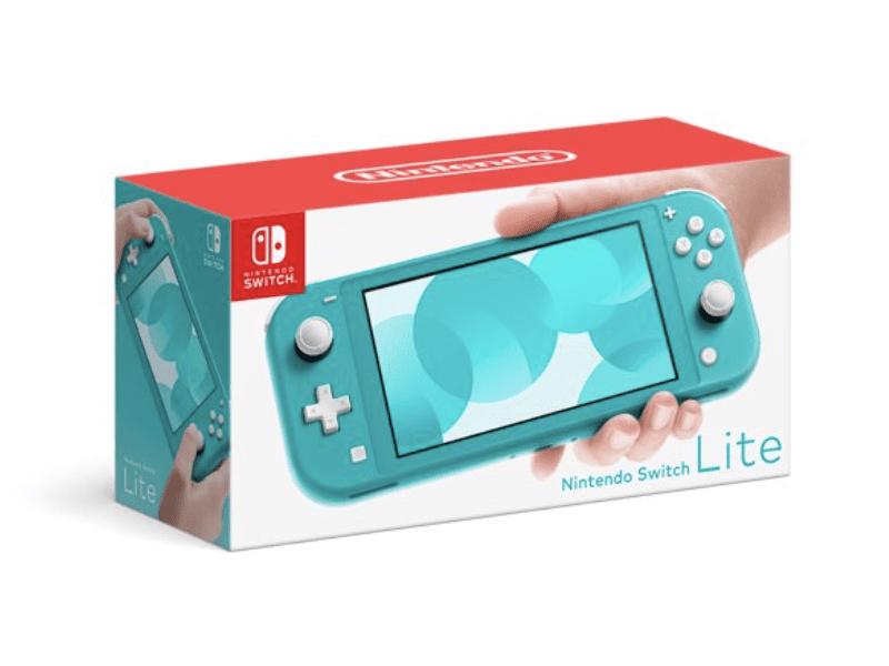 Walmart: Nintendo Switch Lite Console for 9