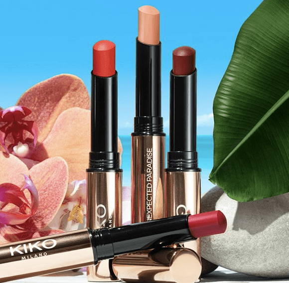 KIKO: Up to 75% off Lipsticks!