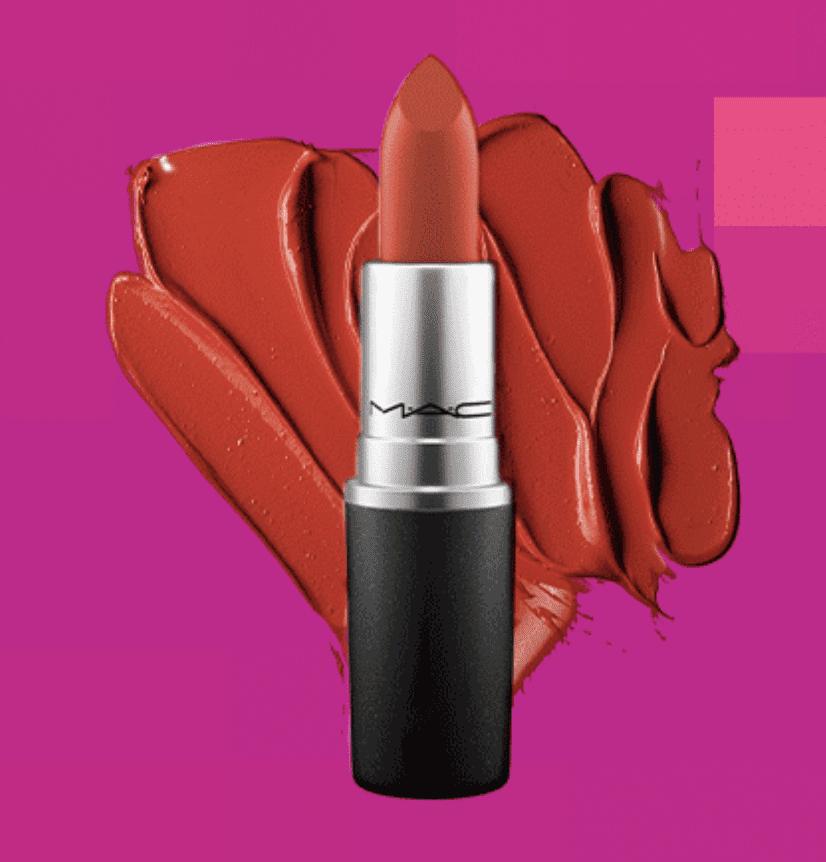 MAC: 30% off Lustre Lipstick +Free Gift