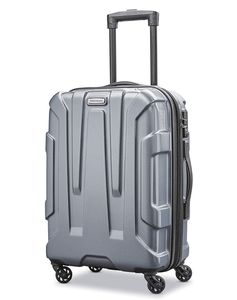 Amazon: Samonite Carry-On 20 inch Luggage for .1