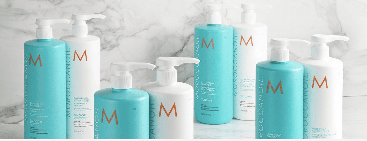 Moroccanoil: 20% off Shampoo and Conditioner Liters