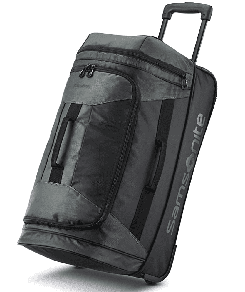 Samsonite Wheeled Rolling Duffel Bag, 22-Inch For .5