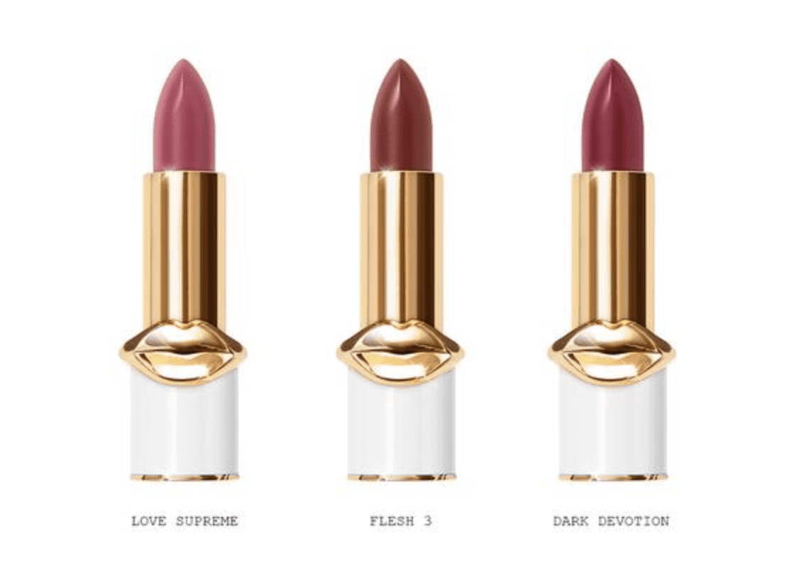 Pat McGrath Labs: Lip Feitsh balm trio for