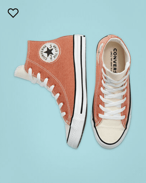 Converse: 25% off Summer Essentials.