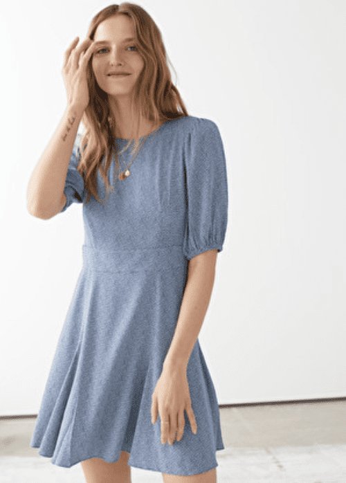& other stories: Extra 20% off sale dresses