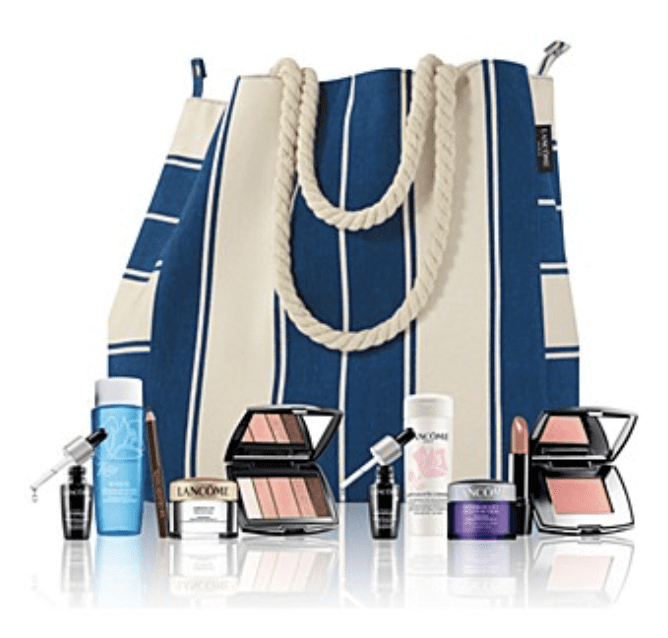 Macy's: Free luxury gift with Lancôme beauty purchase.