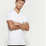 C21 Stores: Lacoste Men's Tee 3-pack for .99