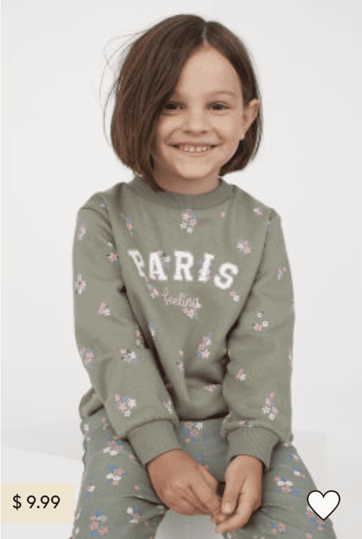 H&M: 20% off Kids items