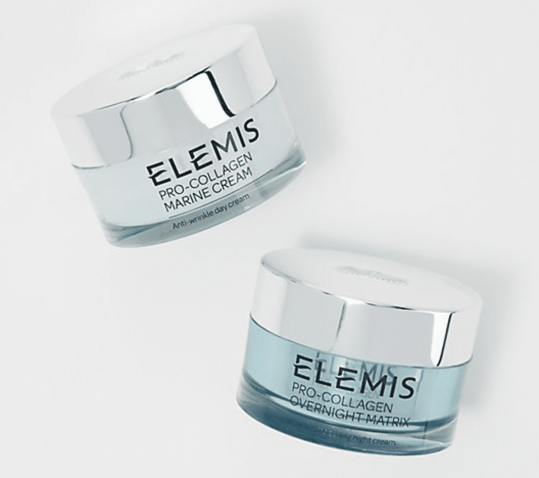 QVC: Elemis Pro-Collagen Cream 2-Pc set for