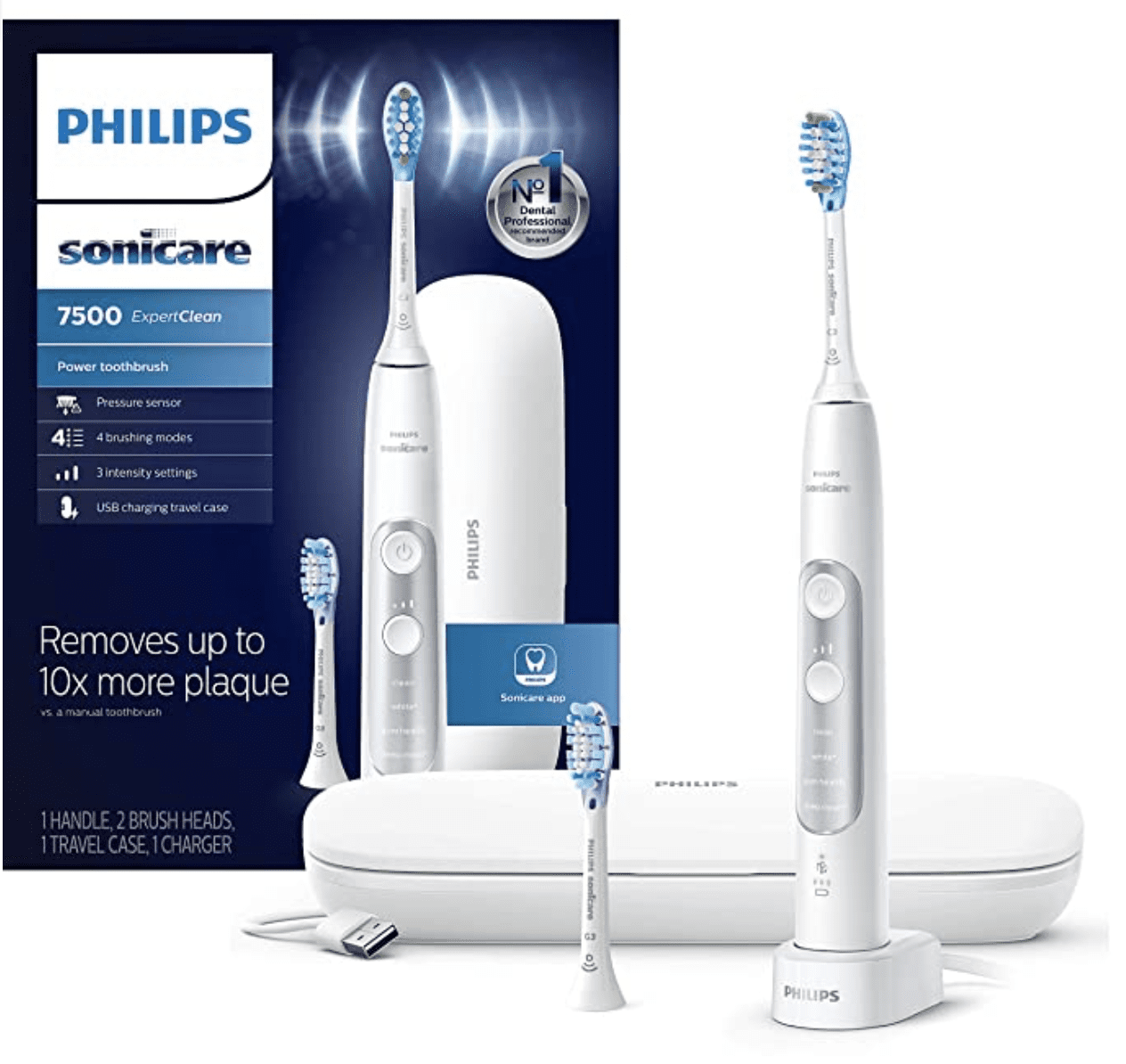 Philips Sonicare HX9690/05 Bluetooth Toothbrush for 9.99