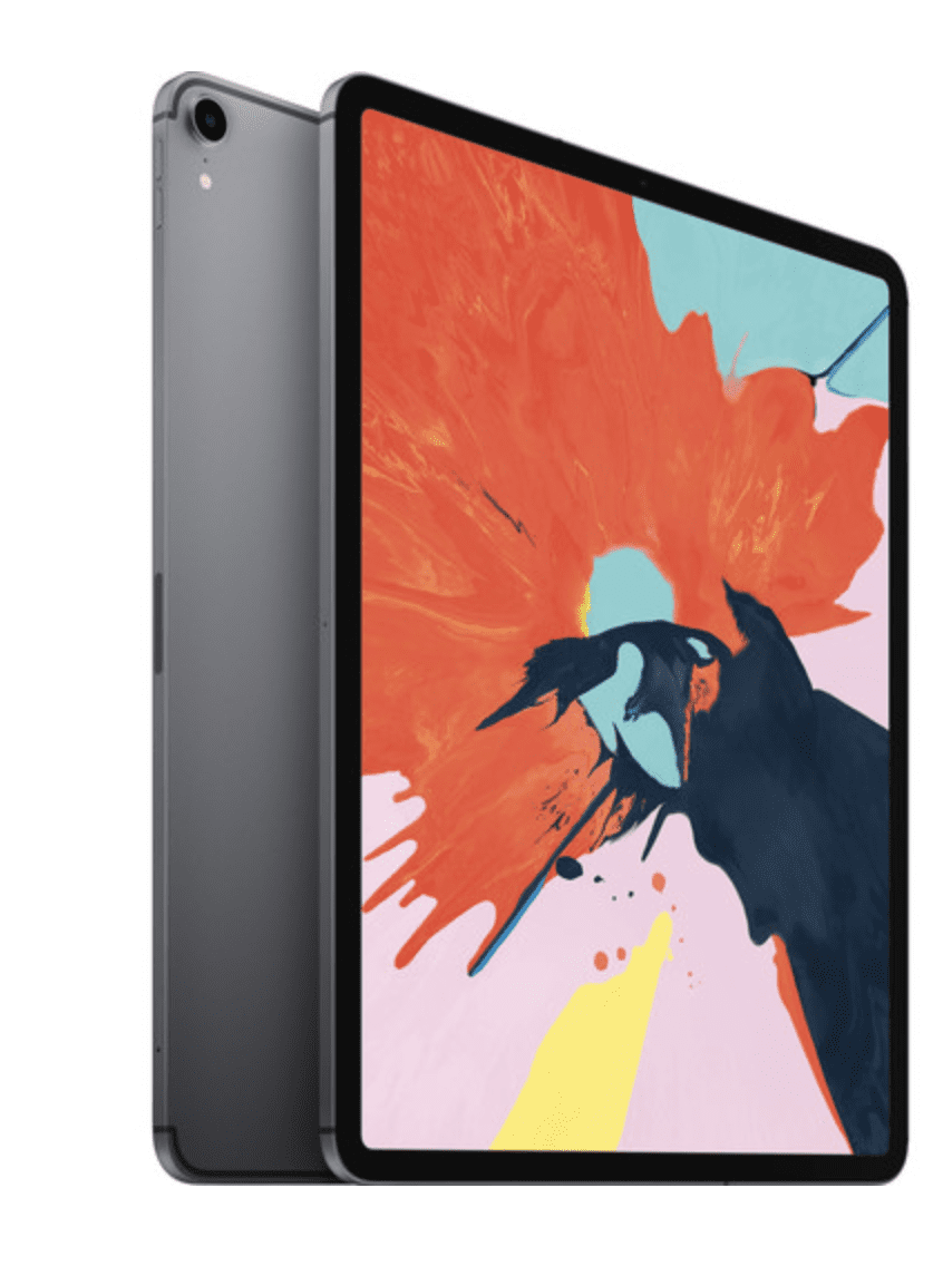 Apple iPad Pro 12.9″ 64GB, Wi-Fi + 4G LTE for 9.