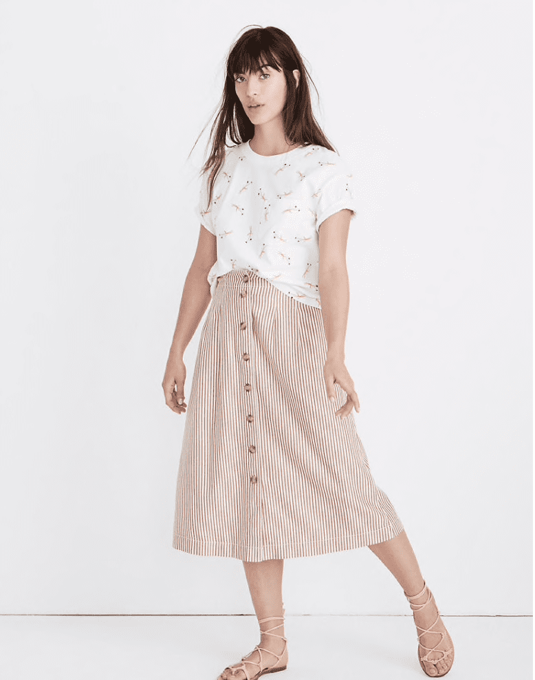 Madewell: up to 75% off sale styles