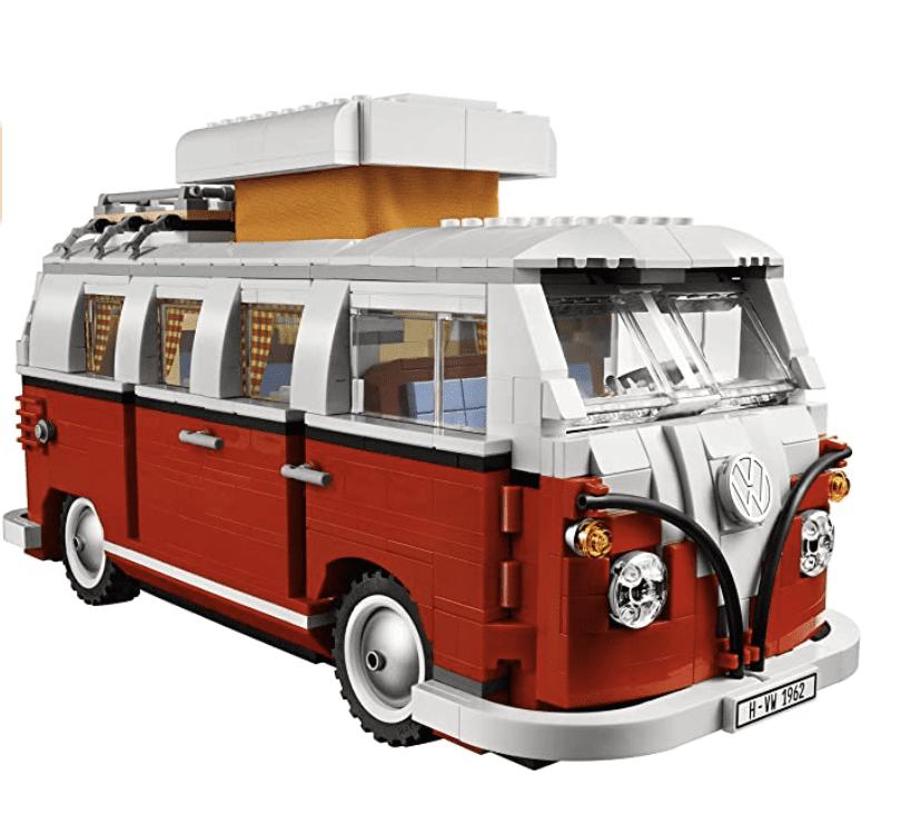 LEGO Creator Expert Volkswagen T1 set for 9.99
