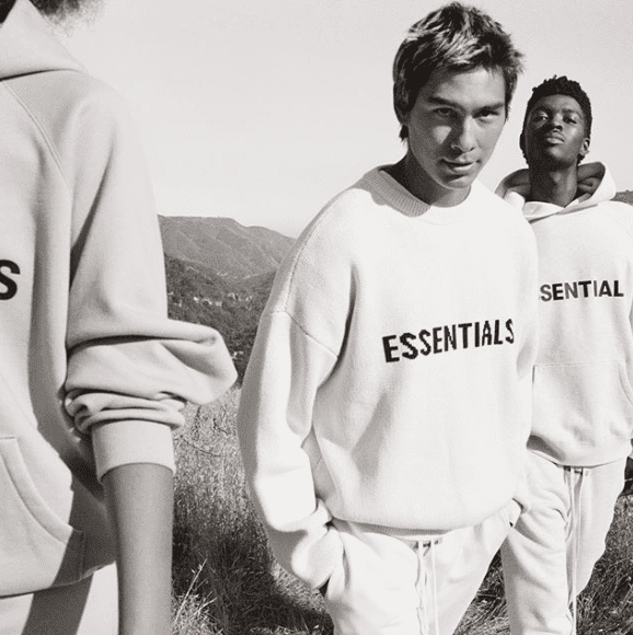 Ssense: Essentials New styles available