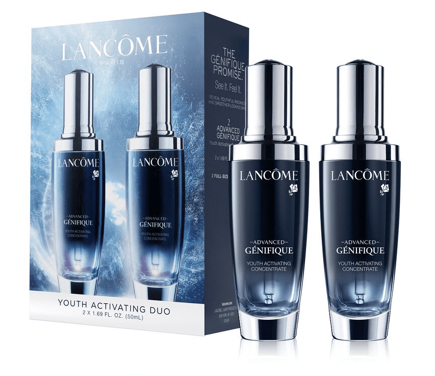 Lancôme: 25% off any purchase.