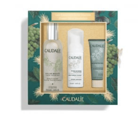 Caudalie: 50% off on select sets.