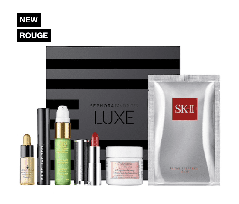 Sephora Favorite LUXE The A-List Collection Set for 25