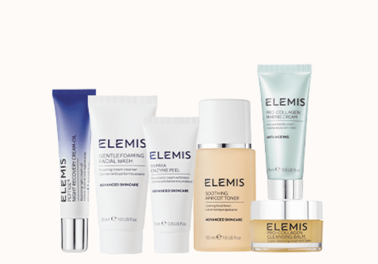 Elemis: 4 value gift with any purchase