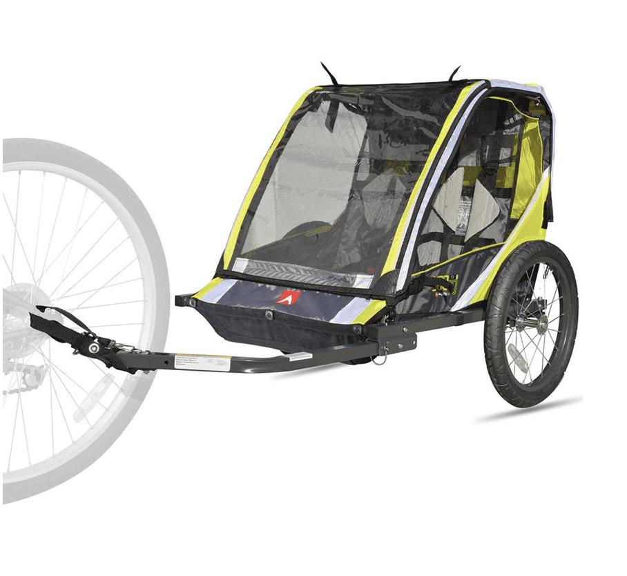 Allen Sports Deluxe 2-Child Bike Trailer for .