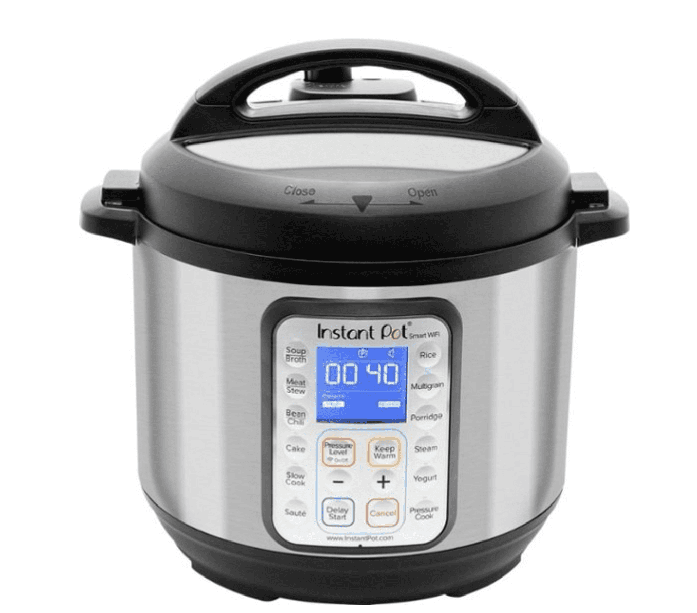 Instant Pot – Smart Wifi 6 Qt Pressure cooker for .99