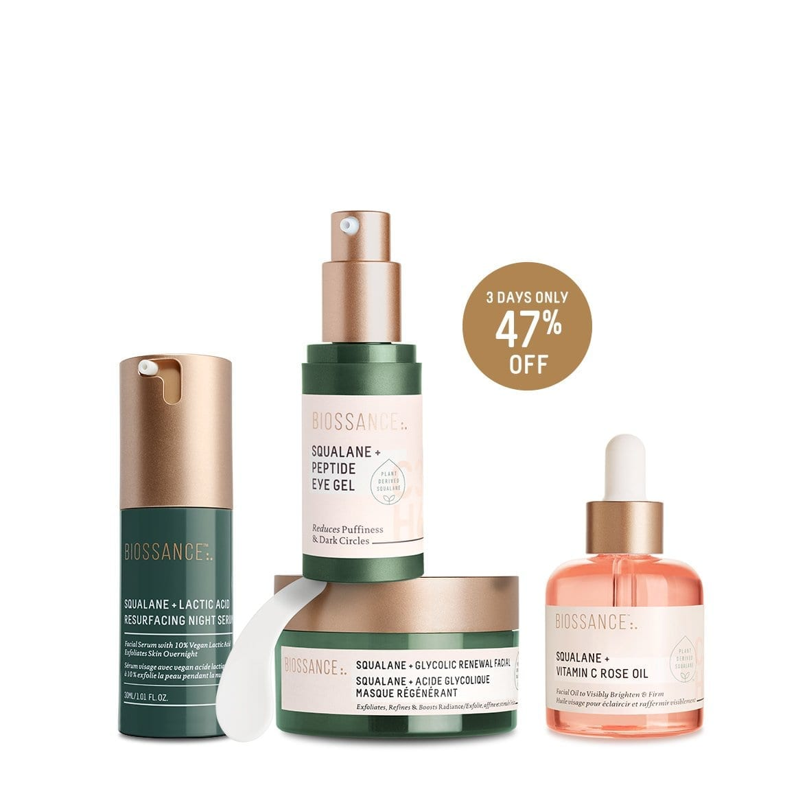 Biossance: Up To 50% Off Value Sets