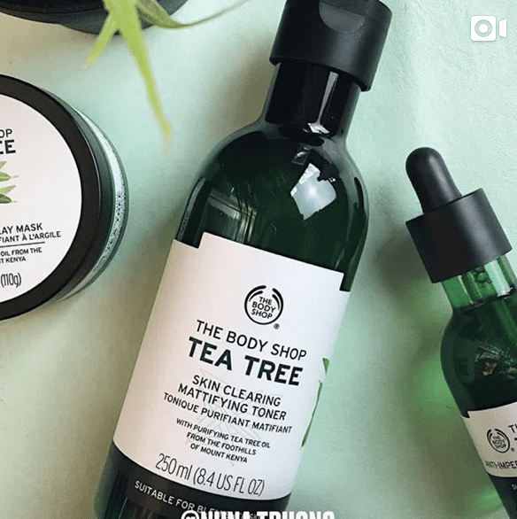 The Body Shop: 25% off on select items