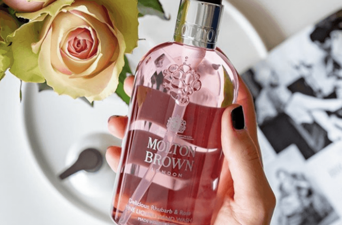 Molton Brown: 25% off + extra 10% off