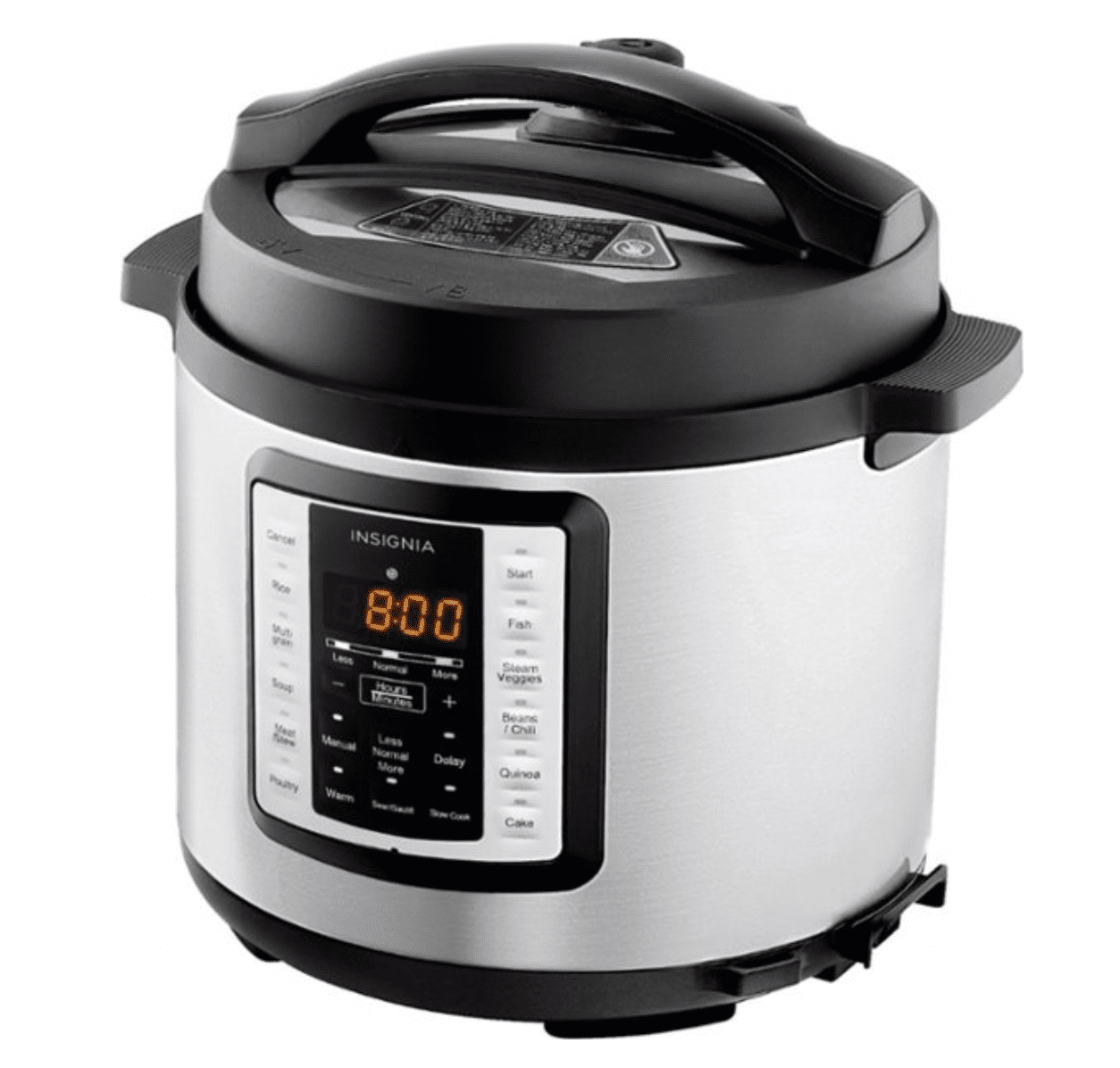 Insignia 6 qt Multi-Function Pressure Cooker for .99