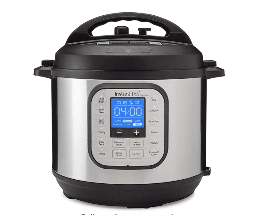 Instant Pot Nova 6QT Pressure Cooker 7 in 1 for .99